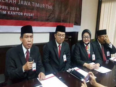 Masa Jabatan 4 Direksi Berakhir, Bank Jatim Buka Lowongan