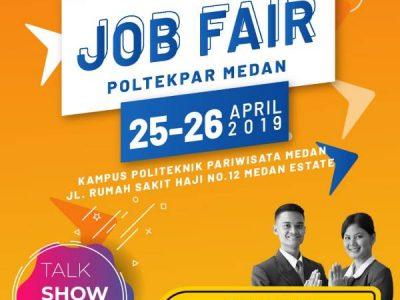 Poltekpar Medan Fasilitasi Industri Wisata di Job Fair 2019 : Okezone News