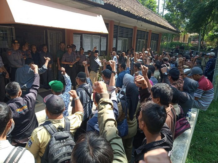 Sudah Kerja Siang Malam, Petugas KPPS di Sleman Tak Kunjung Dibayar : Okezone News