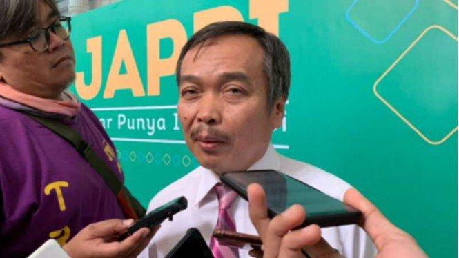 Kepala Dinas Disdukcapil Jawa Barat, Heri Suherman