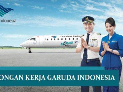 INFO Lowongan Kerja BUMN - Perekrutan PT Berdikari dan Lowongan Garuda Indonesia S1 Semua Jurusan