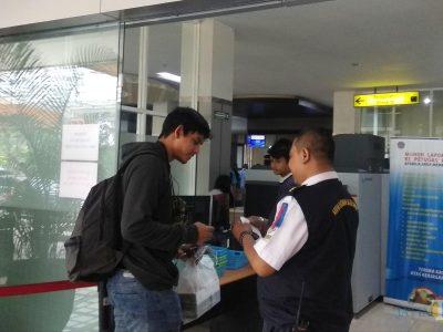 Intensitas Kerja Awak Maskapai Penerbangan Bertambah, Bandara Abd Saleh Sediakan Posko Kesehatan