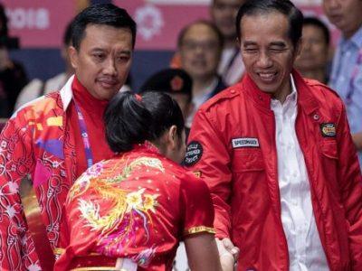 Isu Di-reshuffle dari Kabinet Jokowi, Menpora: Kerja, Kerja, dan Kerja