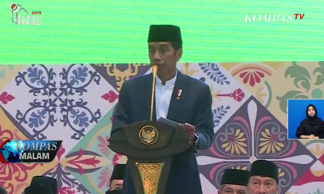 Jokowi Apresiasi Kerja TNI-Polri Amankan Pemilu 2019 - Kompas TV