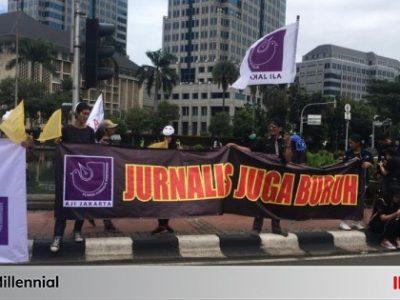 Ketua AJI Surabaya Ungkap Hak Jurnalis yang Kerja Saat Hari Buruh