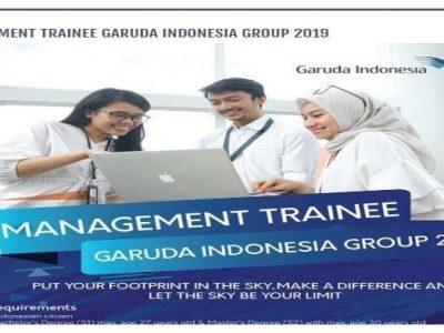 Lowongan Kerja PT Garuda Indonesia, Untuk S1 dan S2 Semua Jurusan