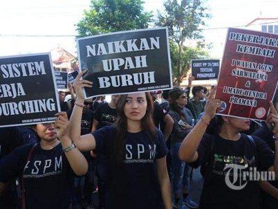 Masih Ada Buruh Diupah Rp 800 Ribu, DPRD Bali Susun Perda Perlindungan Tenaga Kerja
