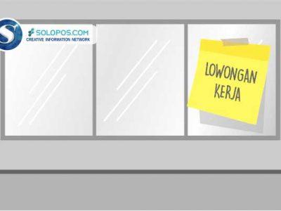 Pemkot Solo Buka 160 Lowongan TKPK Bidang Kesehatan, Minat?