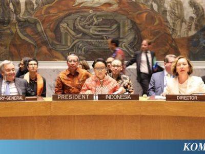 Perlindungan Warga Sipil Harus Jadi Fokus Utama Kerja DK PBB
