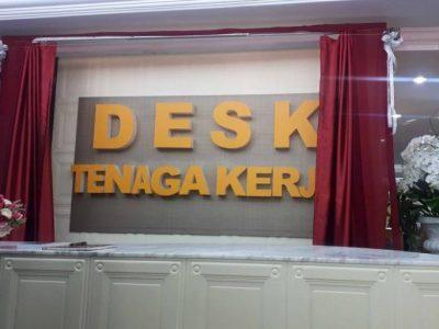 Polda Metro Jaya Buka Desk Tenaga Kerja
