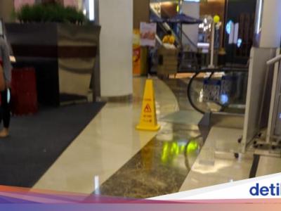 Wanita Tewas Loncat di Emporium Mall, Polisi: Frustasi Belum Dapat Kerja