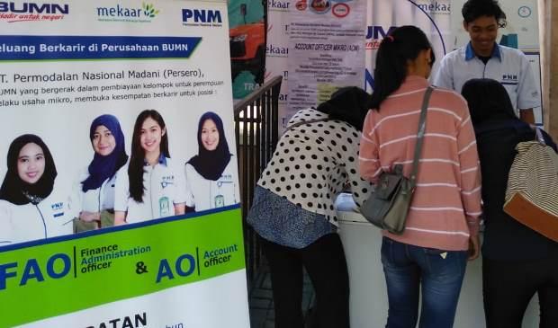 50 Perusahaan Nasional Buka Lowongan di Bursa Kerja NTB