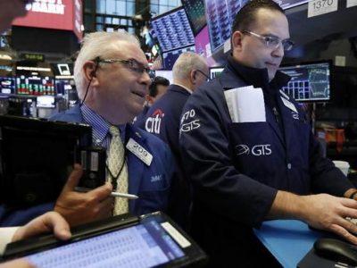 Data Tenaga Kerja Oke, Wall Street Siap Tancap Gas