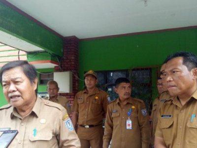 Hari Pertama Kerja Justiar Noer Rakor dengan OPD