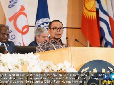 Indonesia Dorong Pengesahan Deklarasi ILO tentang Kerja Masa Depan - JPNN.COM