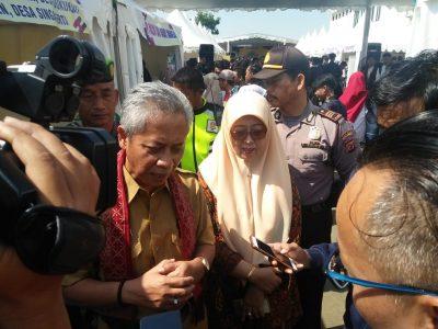 Job Fair di Indramayu Serap Tenaga Kerja 2.291 Orang