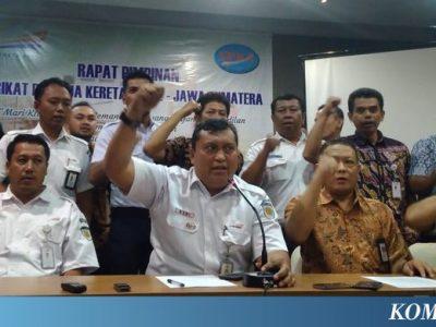 KAI Larang Pasutri Kerja di Wilayah yang Sama, 30 Karyawan Digugat Cerai