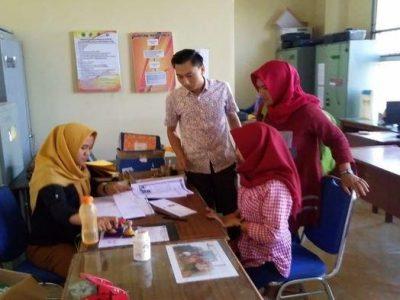 Kantor Dinas Ketenagakerjaan Empatlawang Diserbu Warga Pencari Kerja untuk Buat Kartu Kuning