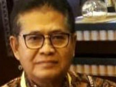 Ketua Hiswana Migas Lampung Budiono Sempatkan Joging Sebelum Kerja