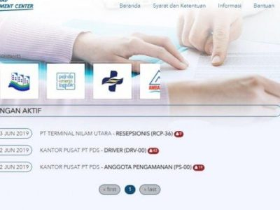 Lowongan Kerja BUMN 2019 Untuk Lulusan SMA Pria & Wanita, Syarat Mudah, Gaji Rp 7 Juta Per Bulan