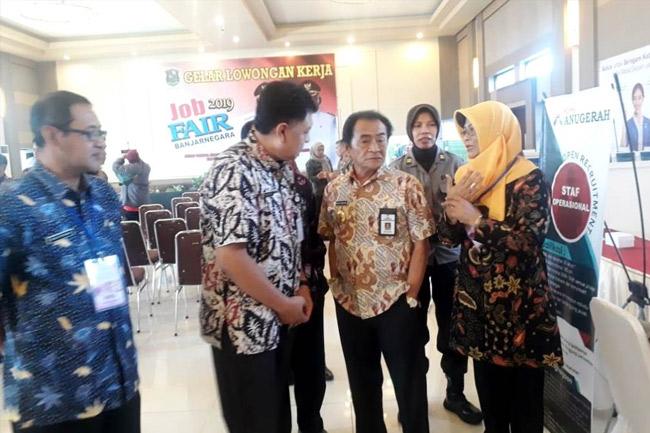 Lowongan Manajer hingga Satpam Tersedia di Banjarnegara Job Fair 2019
