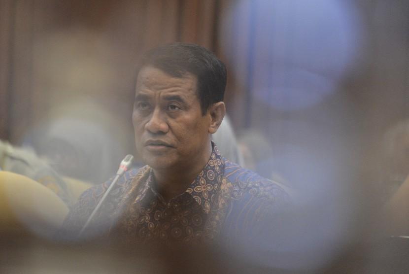 Menteri Eksekutor di Kabinet Indonesia Kerja