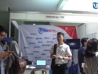 Para Job Seeker Serbu Stan Tribunnews di Unnes Career Expo 2019, Ini Lowongan yang Ditawarkan