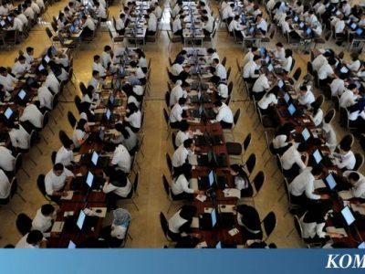 Pemerintah Buka 254.173 Lowongan CPNS, Ini Rincian Alokasinya