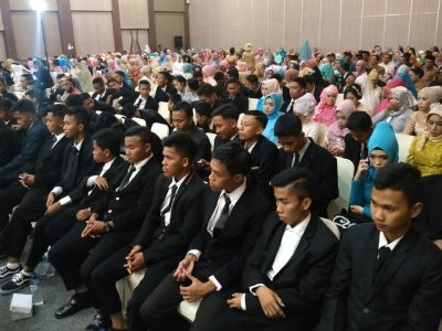 Purnawiyata SMK PGRI 2 Pasuruan, Cetak 281 Wisudawan Siap Kerja