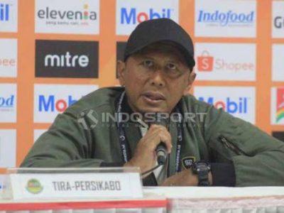 Tira Persikabo Comeback, Rahmad Darmawan: Berkat Kerja & Beruntung