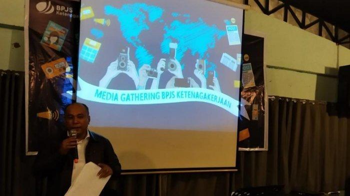 Baru 30 Persen Tenaga Kerja di Tiga Provinsi yang Terlindungi BPJS