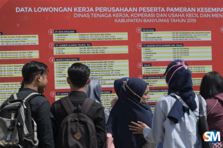 Bursa Kerja Banyumas 2019 Sediakan 5.355 Lowongan