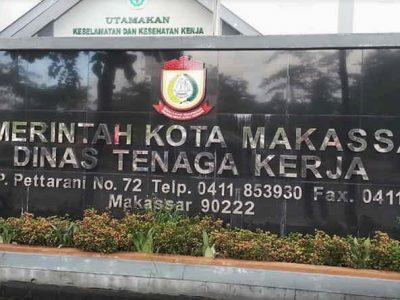Disnaker Makassar