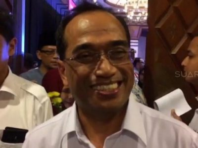 Ditanya Jadi Menteri Jokowi Lagi, Budi Karya: Pokoknya Kita Pengin Kerja