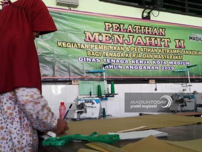 Fasilitasi Kebutuhan Masyarakat, Disnaker Gelar Pembinaan dan Pelatihan Ketrampilan Kerja