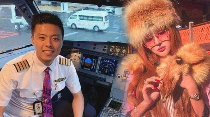 Lucinta Luna Sempat Buat Kapten Vincent Nyaris Tak Kerja, Identitas Asli Dikuak