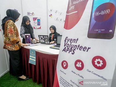 Mahasiswa Poltekpar buat aplikasi E-Volunteer untuk pencari kerja