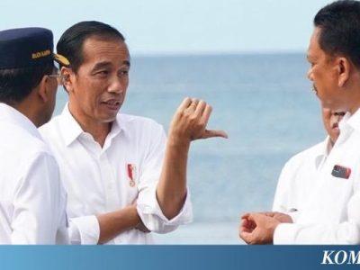 Presiden Tekankan Pentingnya Kerja Terintegrasi untuk Majukan Pariwisata